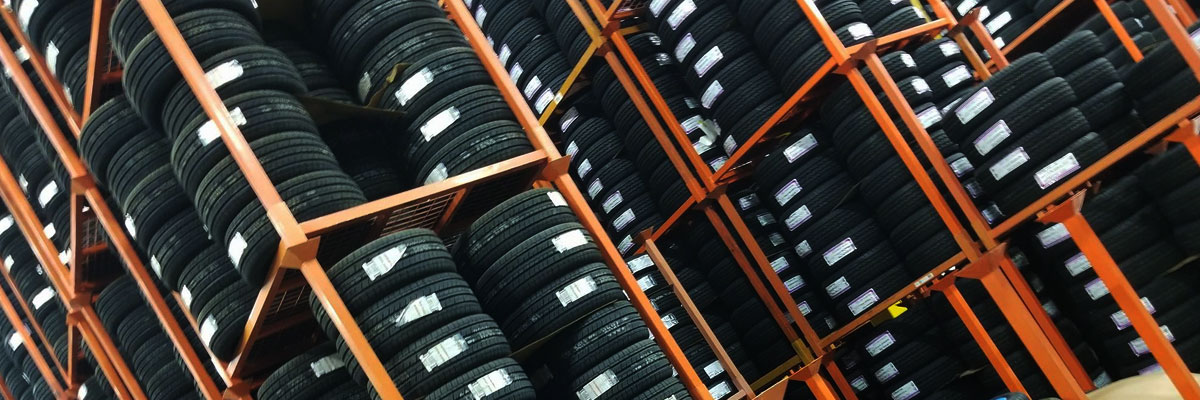 Thousands of Tires In-Stock